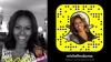 #realIT: Michelle Obama și-a făcut cont pe Snapchat pentru a interacționa mai mult cu utilizatorii tineri