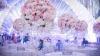 Cea mai EXTRAVAGANTĂ NUNTĂ de la Moscova. Cine sunt mirii şi cât a costat ceremonia (FOTO)