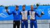 Serghei Tarnovschi a cucerit medalia de argint la Campionatul European de kaiac-canoe