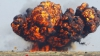 Incendiu puternic la un poligon militar din Rusia. Circa 600 de persoane au fost evacuate (VIDEO)