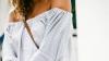 Life Style: Reinventează cămaşa bărbătească şi realizează-ţi o rochie pe umeri