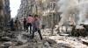 """Rusia anunţă un armistițiu de 48 de ore la Alep pentru """"a stabiliza situaţia"""""""