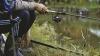 Bătălie între pescari la Campionatul naţional de pescuit, organizat la lacul Ghidighici