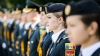 EMOŢII MARI! Cum au depus jurământul frumoasele absolvente ale Academiei Militare (FOTOREPORT)