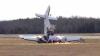 TRAGEDIE aeriană! Un pilot a murit după ce avionul în care se afla s-a prăbuşit