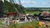 TRAGEDIE în Germania! Un pod s-a prăbuşit peste mai mulţi muncitori aflaţi în preajmă