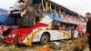 ACCIDENT rutier grav. 17 oameni au murit după ce un autocar s-a răsturnat
