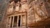 Un monument de dimensiuni impresionante, descoperit în apropierea oraşului antic Petra (FOTO)