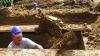 INEDIT! Groparii din Ungaria s-au întrecut la săpat morminte