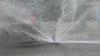 """Un """"gheizer"""" s-a format în apropierea de centrul Capitalei. O ţeavă cu apă caldă s-a spart (VIDEO)"""