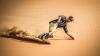 Snowboard în timpul verii! Polonezul Wojtek Pawlusiak a făcut spectacol în deșert (VIDEO)