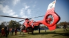 IMAGINI DE ARHIVĂ PUBLIKA.MD: Cum arăta elicopterul SMURD prăbuşit la Cantemir (FOTO)