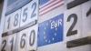 CURS VALUTAR 6 iunie: Leul se apreciază în raport cu moneda unică europeană