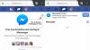 Facebook vă obligă din nou să instalați Messenger și nu e opțional