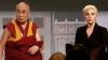 Lady Gaga s-a întâlnit cu Dalai Lama. Evenimentul a declanșat hohote de râs