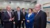 Premierul ceh, Bohuslav Sobotka, impresionat de nivelul de dezvoltare a registrelor informaţionale de stat