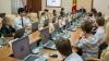 Dialog interactiv între Pavel Filip și elevi, premianţi ai olimpiadelor internaţionale şi naţionale (FOTO)