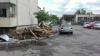 Furtuni și inundații în România. Doi oameni au murit, iar pacienții unui spital au fost mutați