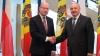 Premierul Cehiei la întrevederea cu Nicolae Timofti: Chișinăul trebuie să continue reformele și să ofere un cadru legislativ funcțional