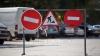 ATENȚIE! Restricții de circulație în weekend pe bulevardul Ștefan Cel Mare