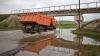 Furtunile au făcut RAVAGII în toată ţara: Digul de protecţie al unui bazin acvatic A CEDAT (VIDEO)