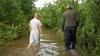 Șuvoaiele de apă au făcut PRĂPĂD în satul Iargara. Peste 30 de gospodării au fost inundate