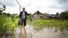 PERICOL în Ceadîr-Lunga! Sute de case riscă să fie INUNDATE din cauza unui râu local