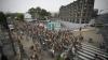 PROTEST INEDIT. În Mexic sute de biciclişti au ieşit dezbrăcaţi pentru a protesta împotriva vulnerabilității lor în trafic