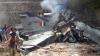 Un avion MiG-27 S-A PRĂBUŞIT într-un cartier rezidenţial. Mai multe persoane au avut de suferit (VIDEO)