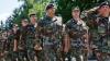 41 de militari ai Armatei Naționale au revenit acasă. Ostaşii au fost întâmpinaţi de Andrian Candu