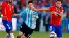 VICTORIE: Argentina a învins Chile în reeditarea finalei de anul trecut a Copei America