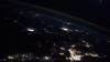ÎŢI TAIE RESPIRAŢIA! Cât de frumos este Pământul văzut noaptea din cosmos (VIDEO)