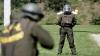 Competiţie inedită între angajaţii penitenciarelor! Zeci de ofiţeri şi-au demonstrat abilităţile militare