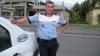 Cel mai cunoscut poliţist din România, Mihai Godină, oferă lecţii colegilor de la SPIA din Moldova