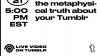 #realIT. Tumblr lansează serviciul live video