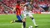 Spania a obţinut o victorie chinuită în primul meci de la Campionatul European