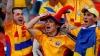 DISTRACŢIE în centrul Capitalei! Sute de microbiști au venit pentru a urmări primul meci din EURO-2016
