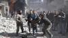 20 de persoane, printre care cel puţin cinci copii, au murit în raidurile în nord-vestul Siriei