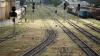 Circulaţia curselor feroviare locale, SISTATĂ din cauza ploilor abundente