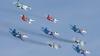 Un avion militar s-a prăbușit în apropiere de Moscova. Pilotul a murit (VIDEO)