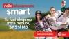 (P) Cu noile abonamente Smart, tu faci alegerea între minute, SMS şi MB