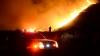 TORNADĂ DE FOC! Fenomenul meteo extrem care i-a îngrozit pe pompieri (VIDEO)