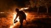 Scene APOCALIPTICE! Incendiile de vegetaţie din California DISTRUG TOT ce le iese în cale (VIDEO)