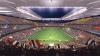 EURO-2016: Franţa - România. E incredibil CUM ARATĂ stadionul înainte de meci