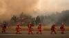 Mobilizare impresionantă a pompierilor în California. Flăcările s-au extins peste 5.000 de hectare