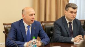 Conflictul transnistrean, în vizorul premierului Filip şi a Ambasadorului Cord Meier-Klodt
