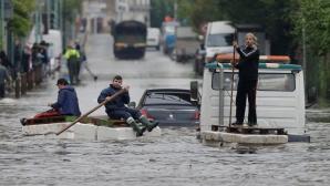 Franţa a decretat STARE DE CATASTROFĂ NATURALĂ din cauza inundaţiilor