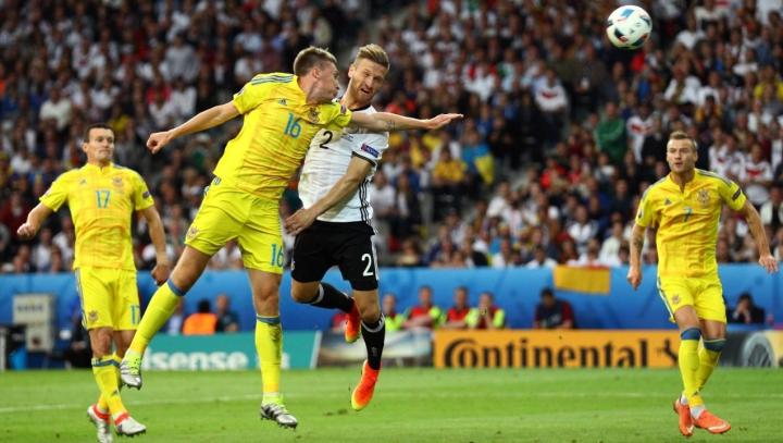 EURO 2016. Germania şi Ucraina au făcut spectacol pe stadionul din Lille. Scorul partidei