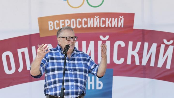 Vladimir Jirinovski a găsit SOLUŢIA PERFECTĂ pentru sportivii ruşi care nu vor evalua la RIO