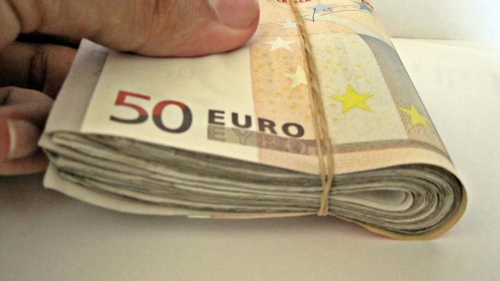 Apare o nouă bancnotă de 50 de euro
